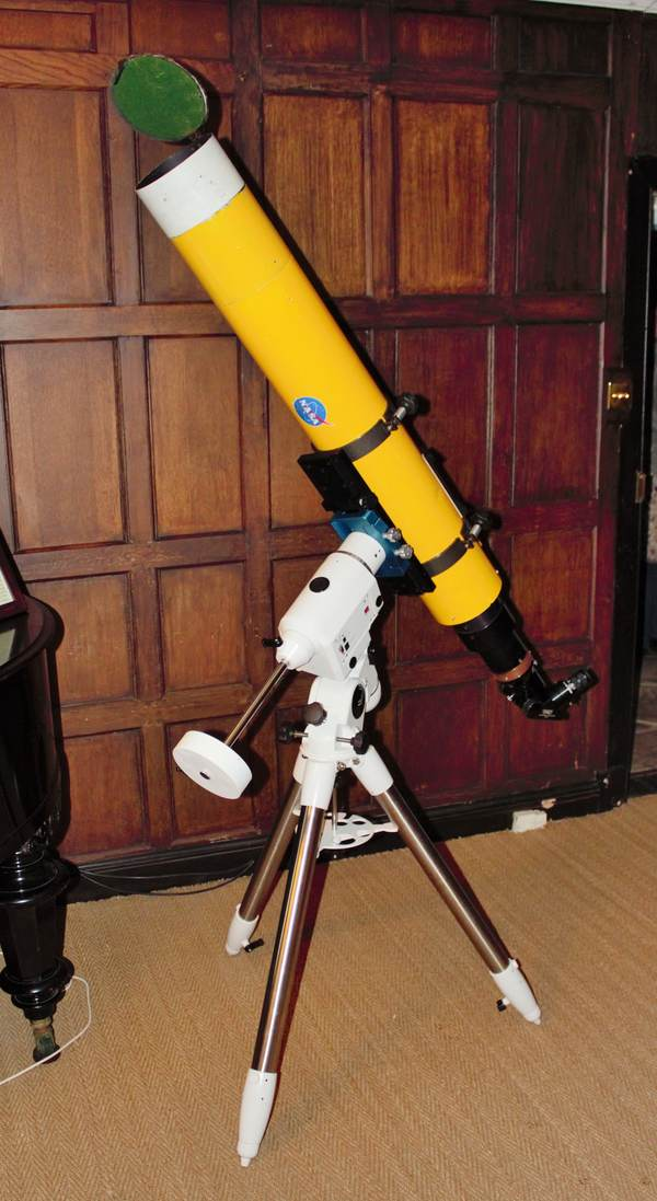 "The legendary 'Howitzer' 7"" Achromatic Refractor"